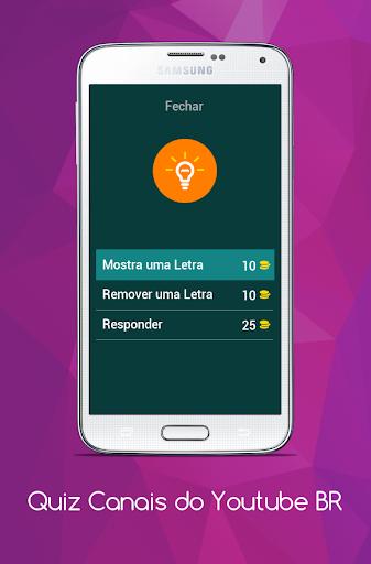 Quiz Canais Youtubers Brasil 8.5.1z screenshots 5