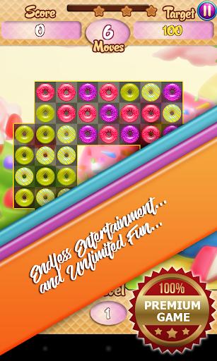 Donut Crush Hero 1.2 {cheat|hack|gameplay|apk mod|resources generator} 3