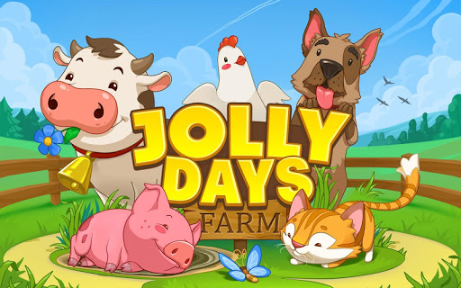 Jolly Days Farm: Time Management Game screenshots 8