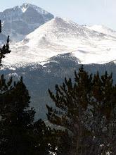Photo: Longs Peak Colorado