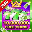 Winning Slots™: free casino games & slot machines icon