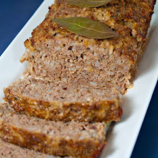 Julia Child's Meatloaf