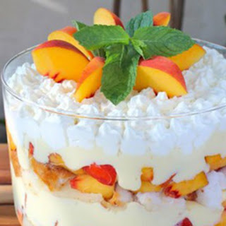 Best English Trifle Ever