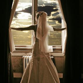 by Cristi Vescan - Wedding Bride