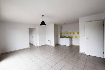 Appartement 2 pièces 56,6 m2