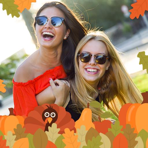 Happy Thanksgiving Photo Frames