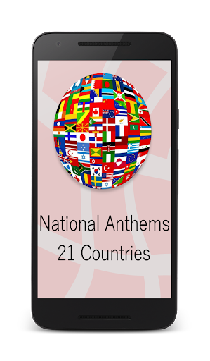 Ringtones of National Anthems