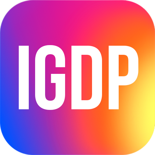 IGDP - Profile Photo&Video Download for Instagram