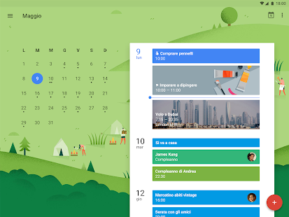 Google Calendar- miniatura screenshot