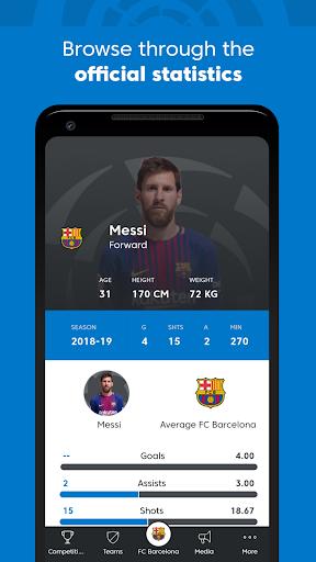 La Liga - Spanish Soccer League Official 7.0.7 screenshots 3