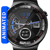 Dashing Gears HD Watch Face