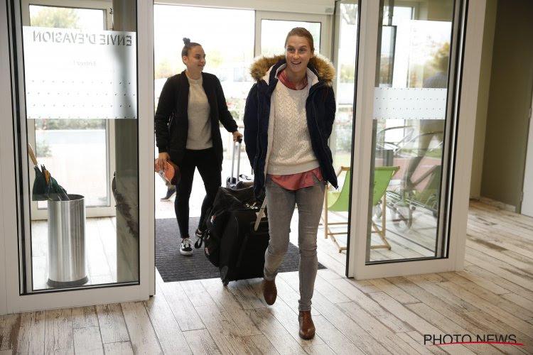 Heleen Jaques over haar overstap naar de KAA Gent Ladies