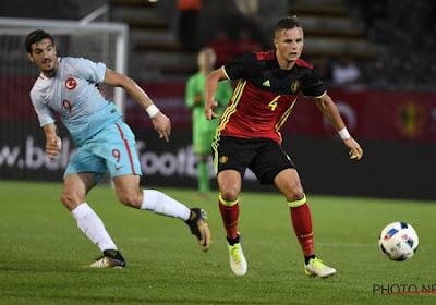 Zinho Vanheusden va retrouver du rythme de match