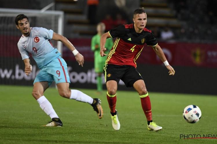 'Club Brugge en Standard trokken aan de mouw van Zinho Vanheusden, die heeft nu zijn keuze gemaakt'