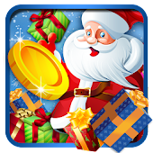 Santa Coin Pusher - Winter Party Android APK Download Free By Gamebread Studio