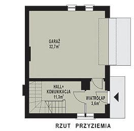 WB-0021 - Rzut piwnicy