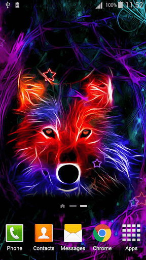 Download Neon Animals Wallpaper Google Play Softwares