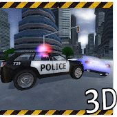 Police Chase the thief 3D 2017