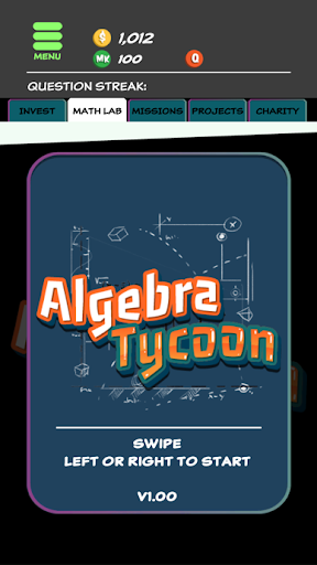 Algebra Tycoon screenshots 1