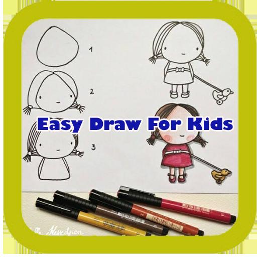 Easy Draw For Kids (app)