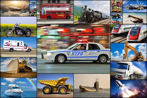 Cars, Trucks, & Trains Jigsaw Puzzles Game ud83cudfceufe0f 22.0 6