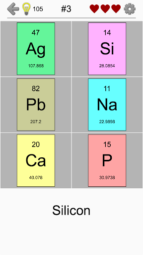 Amazing Download Chemical Elements And Periodic Table: Symbols Quiz On PC U0026 Mac  With AppKiwi APK Downloader