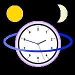 Geek Clock Tool Icon