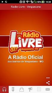 Rádio Livre - Vespasiano - náhled