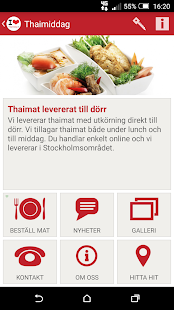 Thaimiddag- screenshot thumbnail