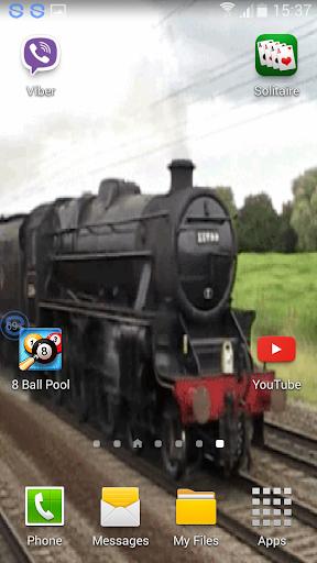 Steam Train Live Wallpaper