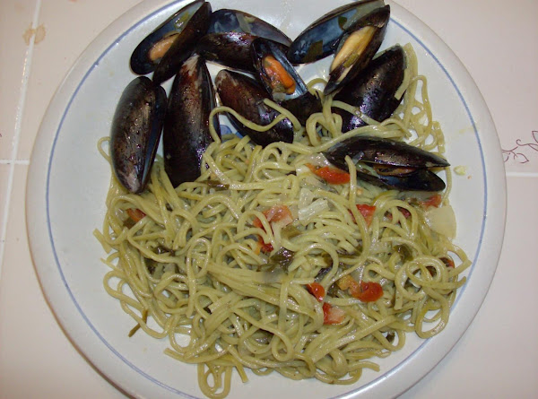 Mussels With Sauce Recipe