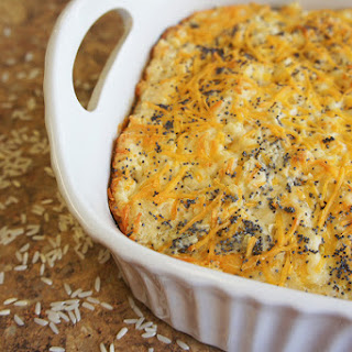 Jasmati Cheese & Onion Quick Bread Recipe