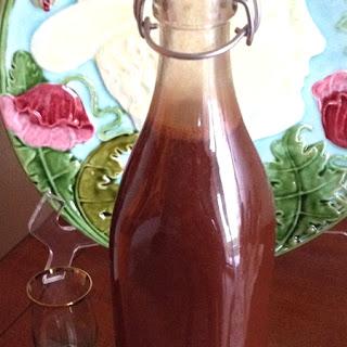 Easy Cocoa Liqueur.
