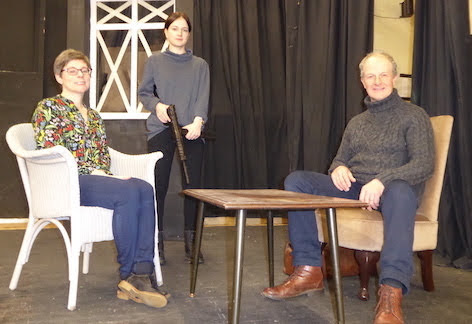 One act plays in Guilsfield