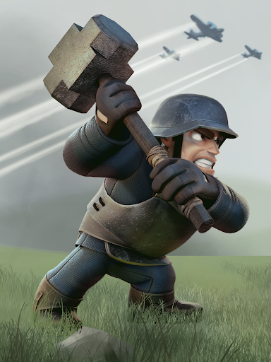 War Heroes: Guerre Multijoueur Gratuite captures d'u00e9cran 1