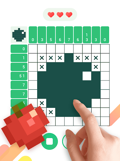 Logic Pixel - Picture puzzle modavailable screenshots 19