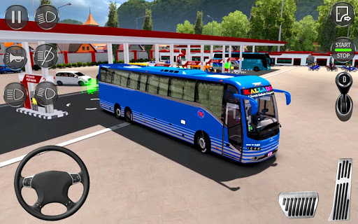 Euro Coach Bus Simulator 2020 : Bus Driving Games 1.1 screenshots 3
