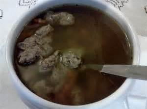 Amish Liver Dumpling Soup Recipe