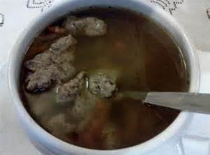 Amish Liver Dumpling Soup Recipe