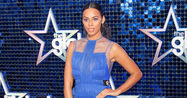 Rochelle Humes tries to avoid 'full on crying' on Children in Need
