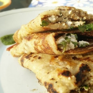 Dalia Cheela | Broken Wheat Pancake