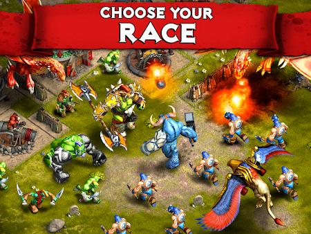 Heroes of War: Orcs vs Knights 1.2.4 screenshot 30486