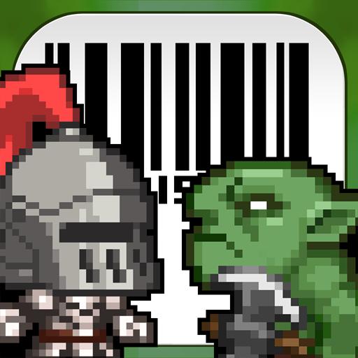バーコード勇者 ( Barcode Knight ) 角色扮演 App LOGO-APP試玩