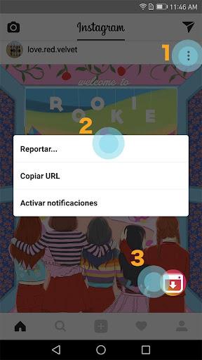 Video Downloader for Instagram screenshot 1