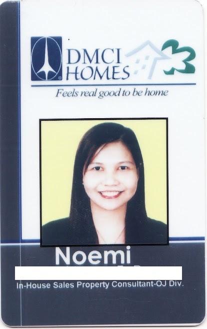 Noemi Pajota, your Licensed Real Estate Broker