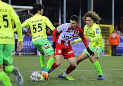 La groupe de l'Excel pour Charleroi: Mohamed absent, retour des créatifs, un attaquant en moins