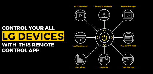 Remote for LG TV / Devices : Codematics - Apps on Google Play