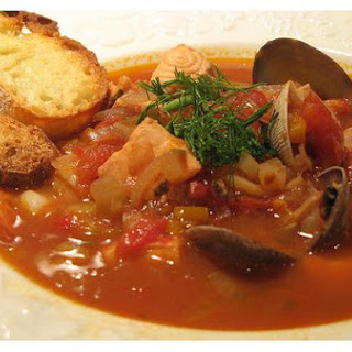 Christmas Cioppino