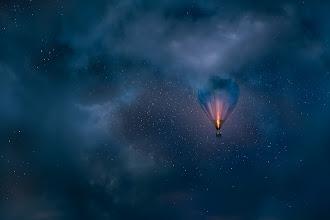Photo: Night Flight