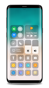 iOS 11 Control Center Screenshot